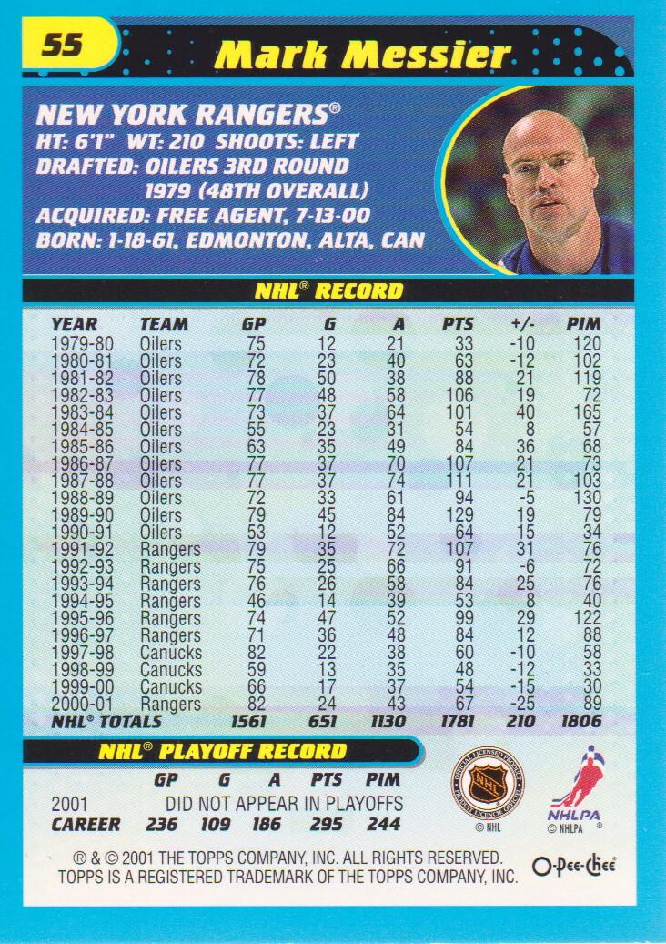 2001-02-O-Pee-Chee-OPC-Hockey-Cards-Pick-From-List thumbnail 25