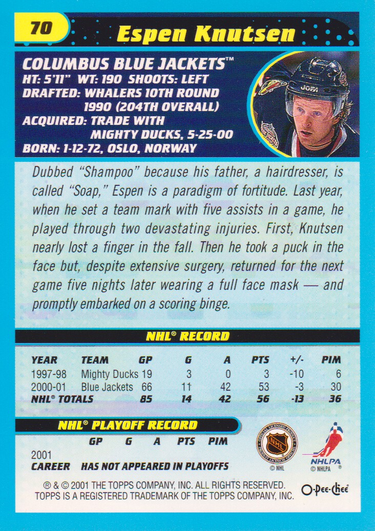 2001-02-O-Pee-Chee-OPC-Hockey-Cards-Pick-From-List thumbnail 29