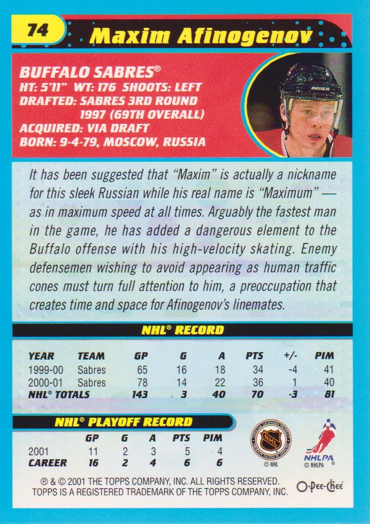 2001-02-O-Pee-Chee-OPC-Hockey-Cards-Pick-From-List thumbnail 33