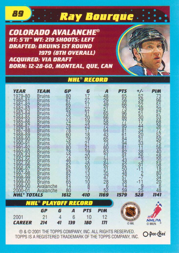 2001-02-O-Pee-Chee-OPC-Hockey-Cards-Pick-From-List thumbnail 41