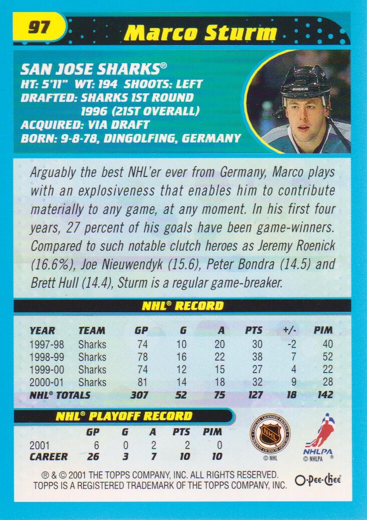 2001-02-O-Pee-Chee-OPC-Hockey-Cards-Pick-From-List thumbnail 45