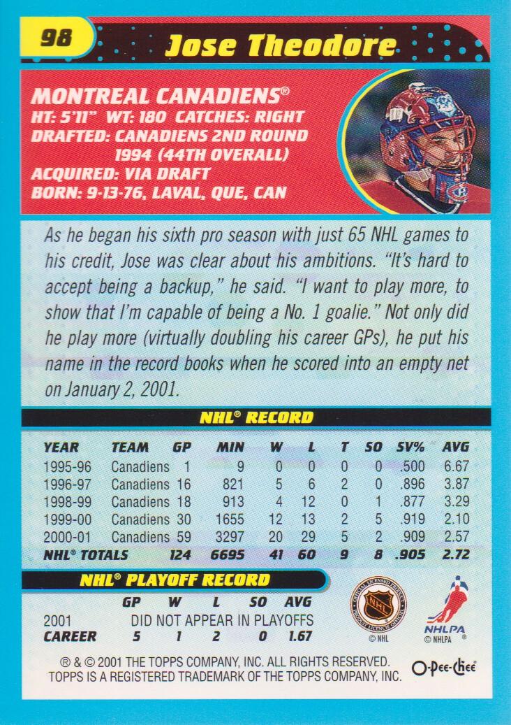 2001-02-O-Pee-Chee-OPC-Hockey-Cards-Pick-From-List thumbnail 47