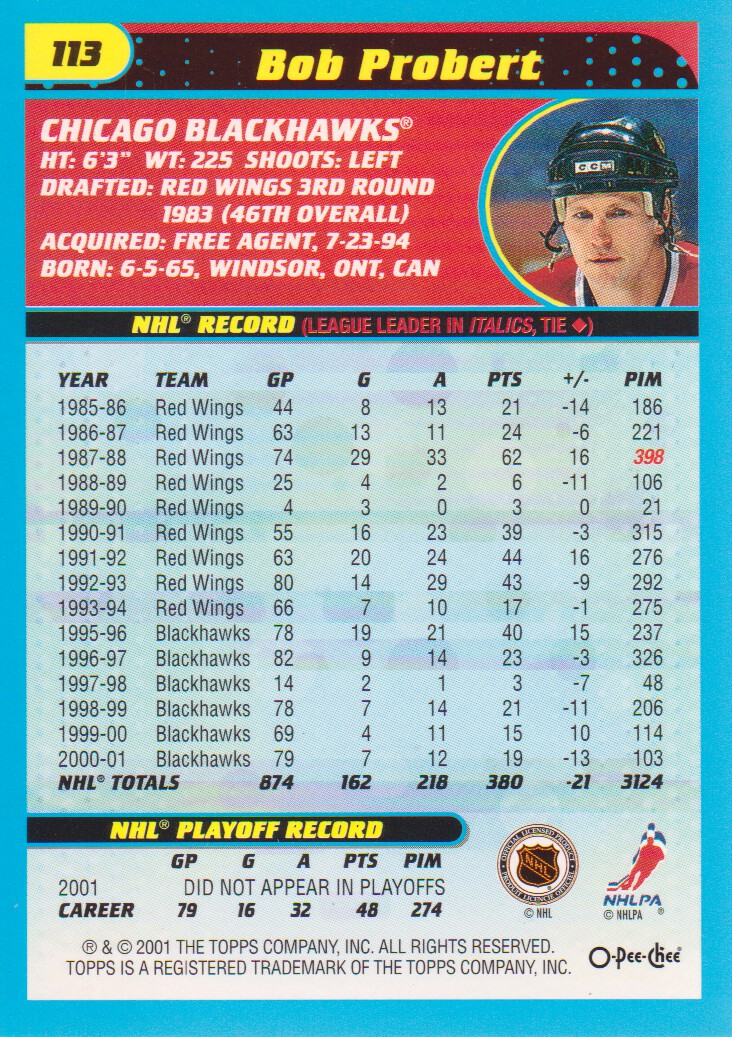 2001-02-O-Pee-Chee-OPC-Hockey-Cards-Pick-From-List thumbnail 55