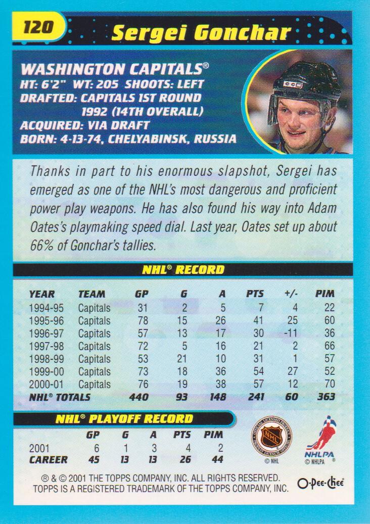 2001-02-O-Pee-Chee-OPC-Hockey-Cards-Pick-From-List thumbnail 59
