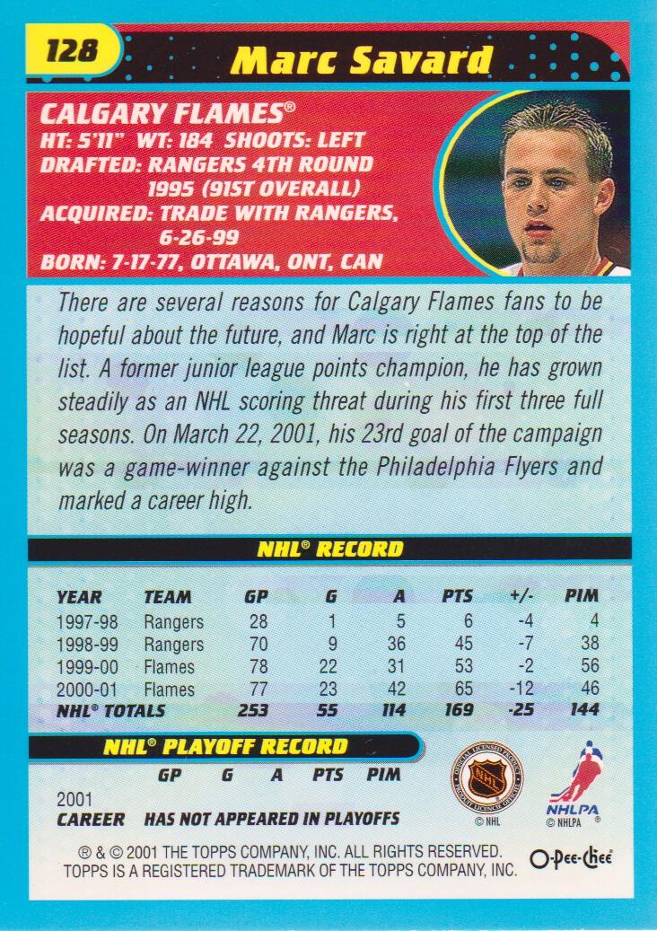 2001-02-O-Pee-Chee-OPC-Hockey-Cards-Pick-From-List thumbnail 61