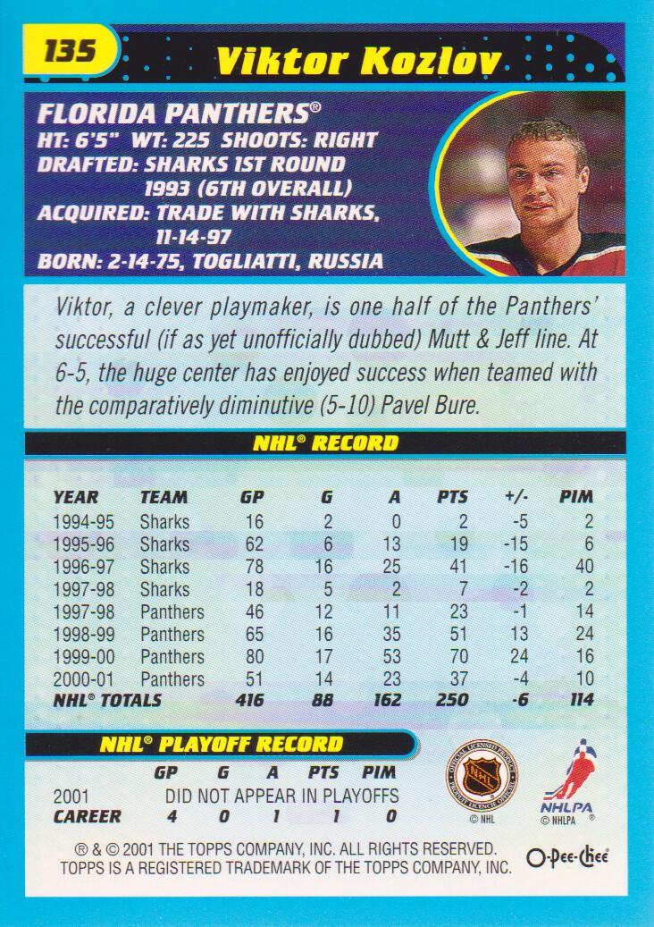 2001-02-O-Pee-Chee-OPC-Hockey-Cards-Pick-From-List thumbnail 65