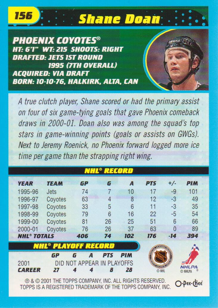2001-02-O-Pee-Chee-OPC-Hockey-Cards-Pick-From-List thumbnail 71