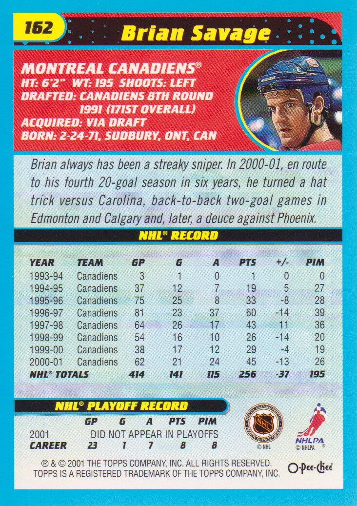 2001-02-O-Pee-Chee-OPC-Hockey-Cards-Pick-From-List thumbnail 75