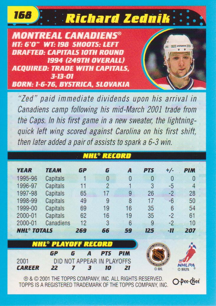 2001-02-O-Pee-Chee-OPC-Hockey-Cards-Pick-From-List thumbnail 81