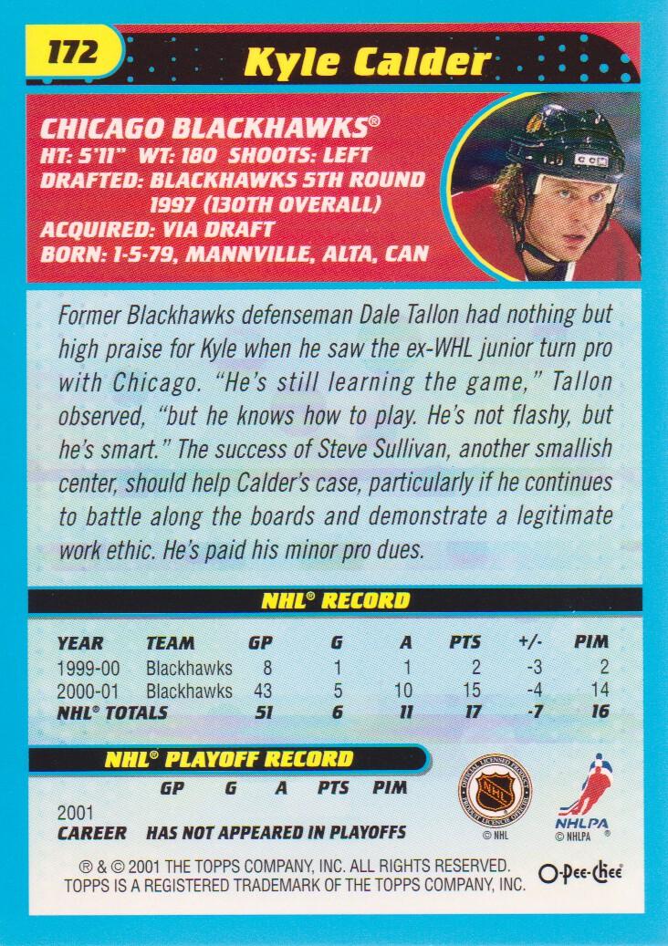 2001-02-O-Pee-Chee-OPC-Hockey-Cards-Pick-From-List thumbnail 87