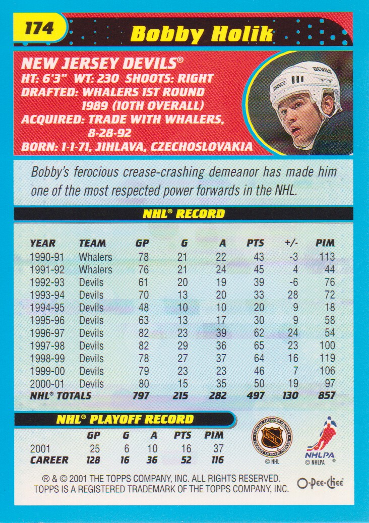 2001-02-O-Pee-Chee-OPC-Hockey-Cards-Pick-From-List thumbnail 89