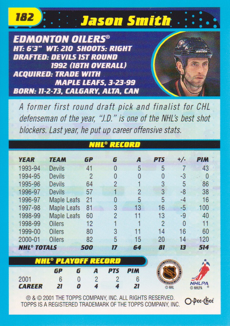 2001-02-O-Pee-Chee-OPC-Hockey-Cards-Pick-From-List thumbnail 93