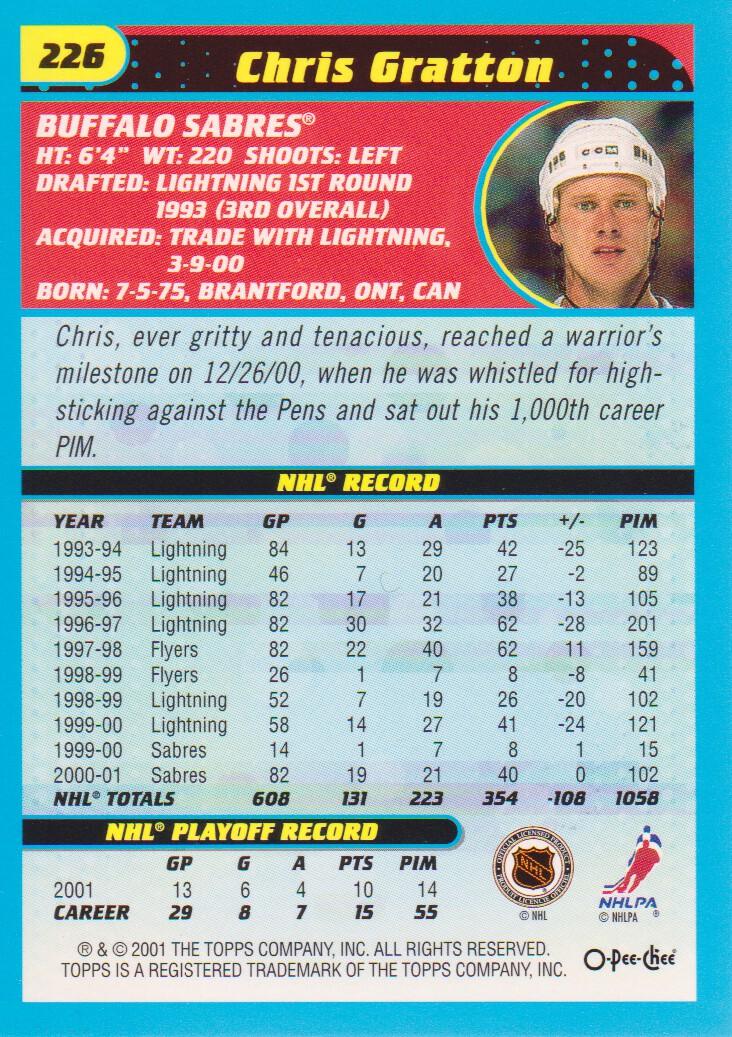 2001-02-O-Pee-Chee-OPC-Hockey-Cards-Pick-From-List thumbnail 117