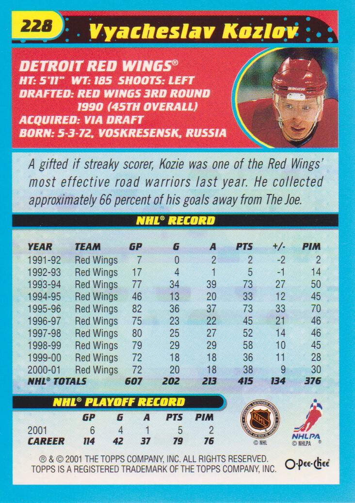 2001-02-O-Pee-Chee-OPC-Hockey-Cards-Pick-From-List thumbnail 119