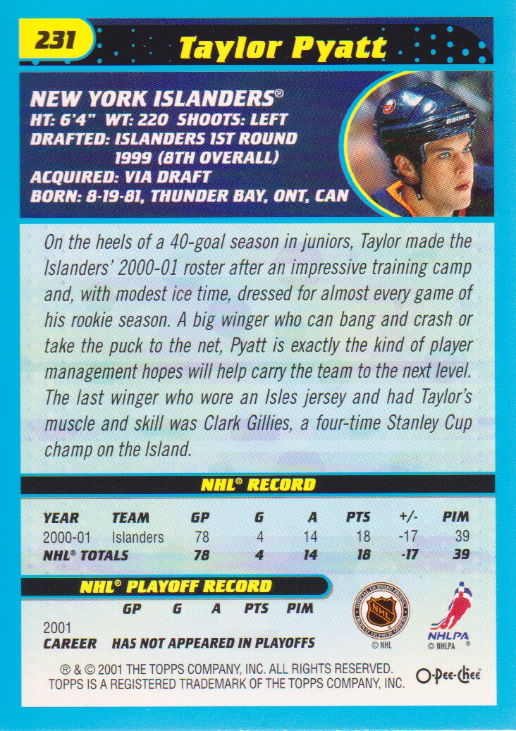 2001-02-O-Pee-Chee-OPC-Hockey-Cards-Pick-From-List thumbnail 121