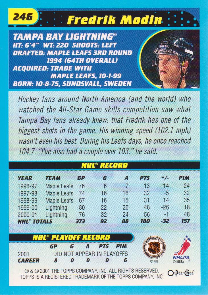 2001-02-O-Pee-Chee-OPC-Hockey-Cards-Pick-From-List thumbnail 125