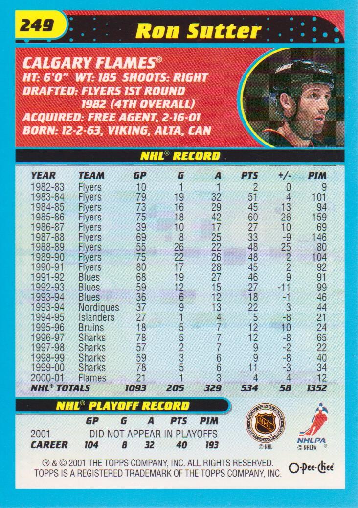 2001-02-O-Pee-Chee-OPC-Hockey-Cards-Pick-From-List thumbnail 129