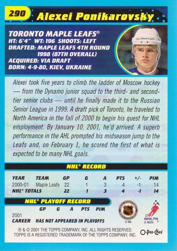 2001-02-O-Pee-Chee-OPC-Hockey-Cards-Pick-From-List thumbnail 143