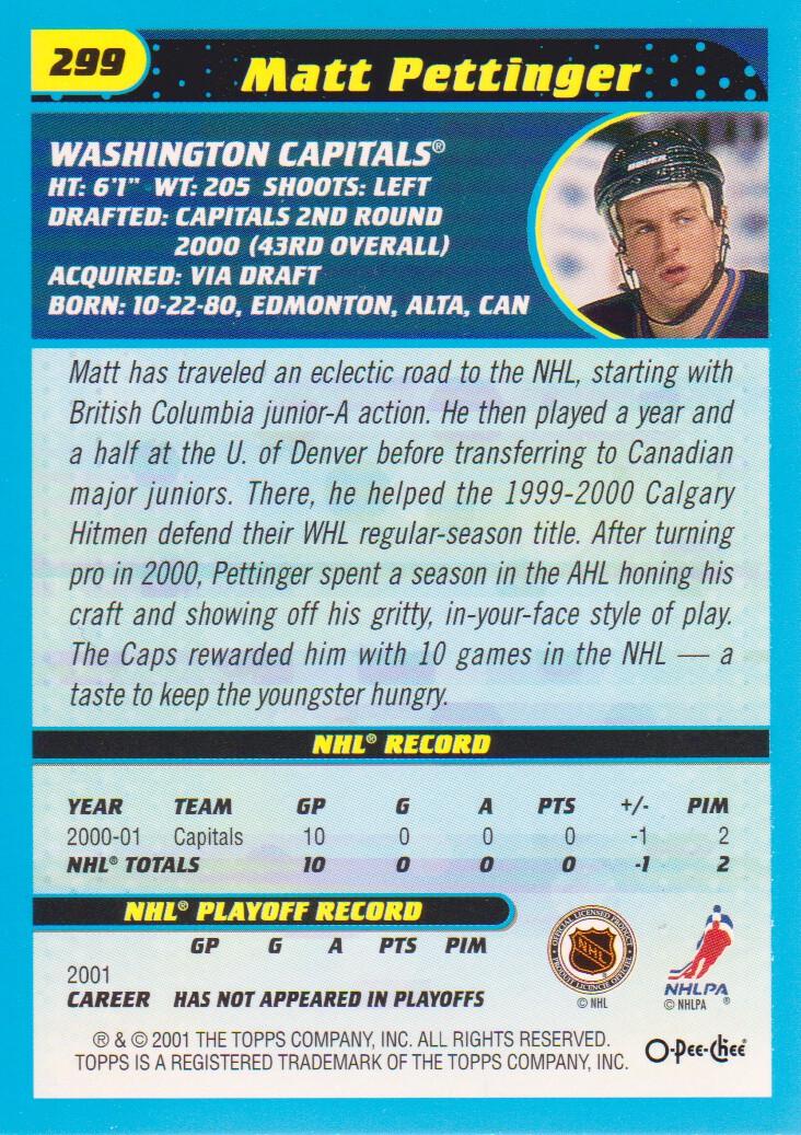 2001-02-O-Pee-Chee-OPC-Hockey-Cards-Pick-From-List thumbnail 147