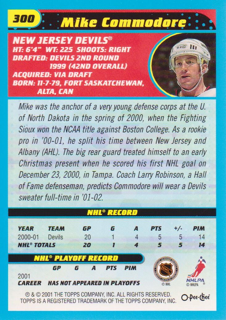 2001-02-O-Pee-Chee-OPC-Hockey-Cards-Pick-From-List thumbnail 149