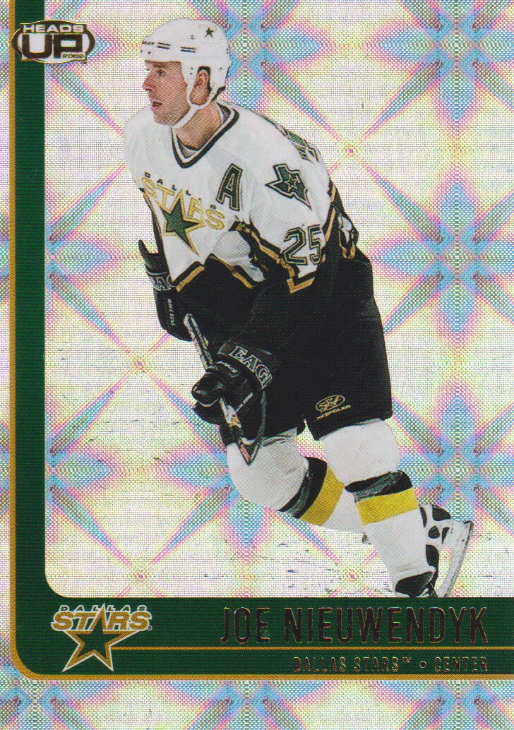 2001-02-Pacific-Heads-Up-Hockey-Cards-Pick-From-List