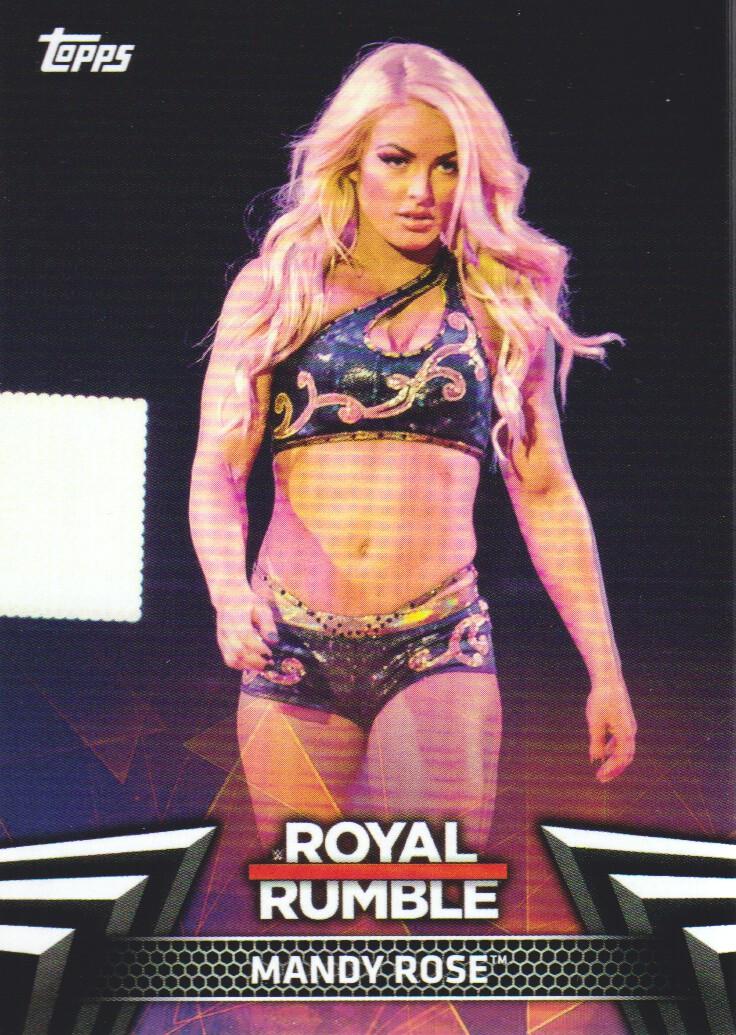 2018 Topps WWE Women/'s Division Walker Royal Rumble #rr-18 Beth Phoenix