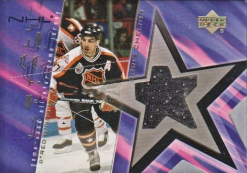 2001-02 Upper Deck Game Jerseys #ACC Chris Chelios AS