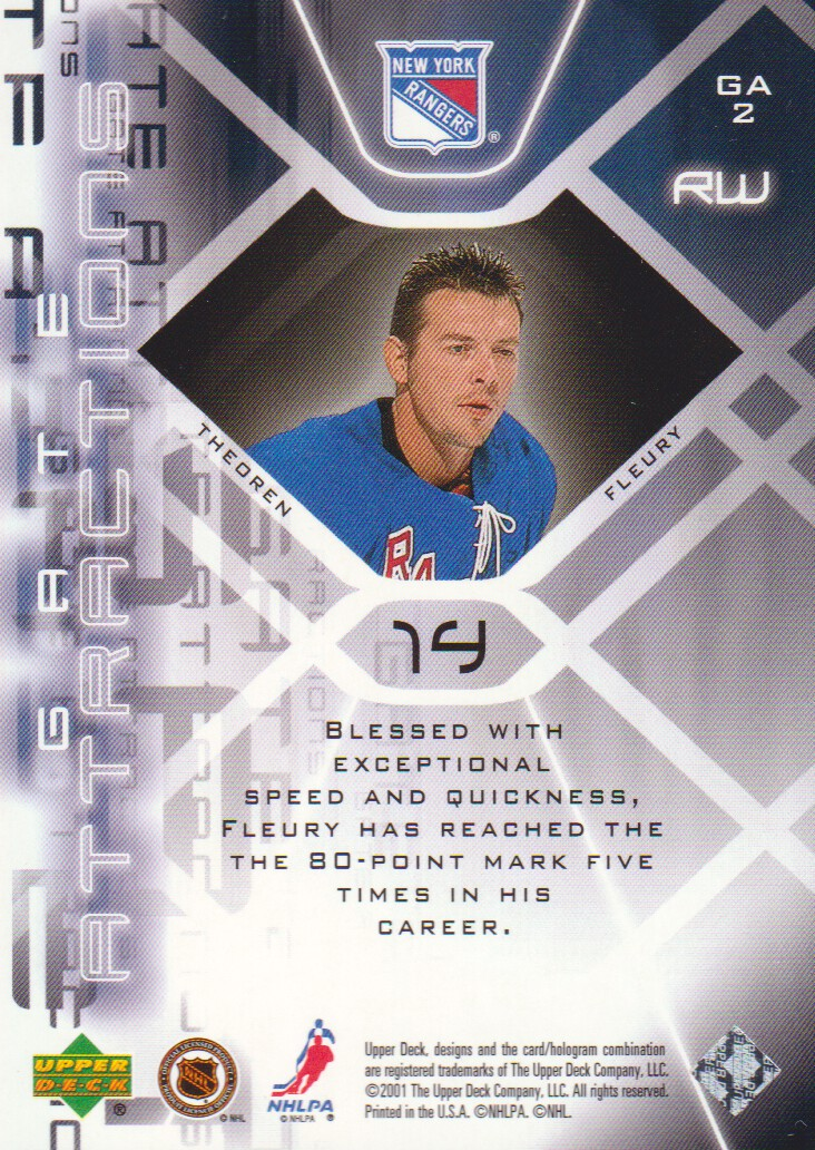 2001-02-Upper-Deck-Gate-Attractions-Hockey-Cards-Pick-From-List miniature 5