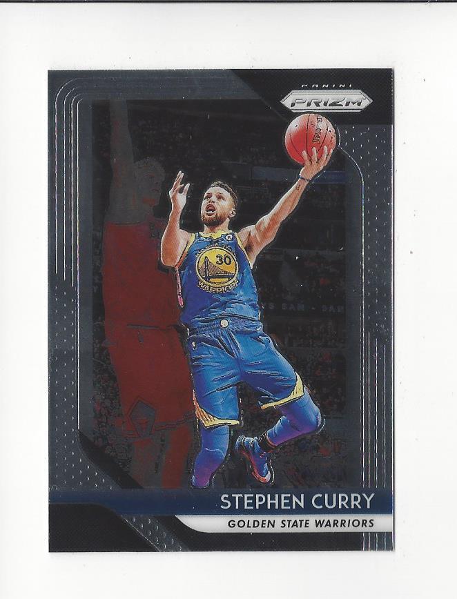 online retailer b06cc 72e6e Details about 2018-19 Panini Prizm #222 Stephen Curry Warriors