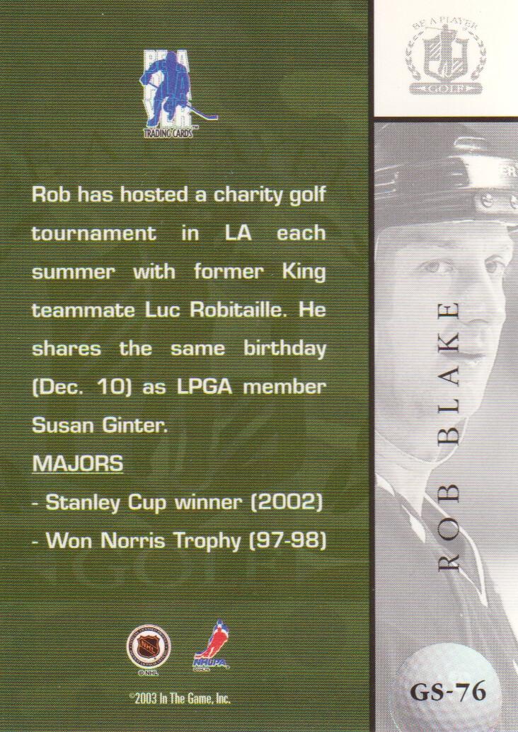 2002-03-BAP-Signature-Series-Golf-Hockey-Cards-Pick-From-List miniature 13