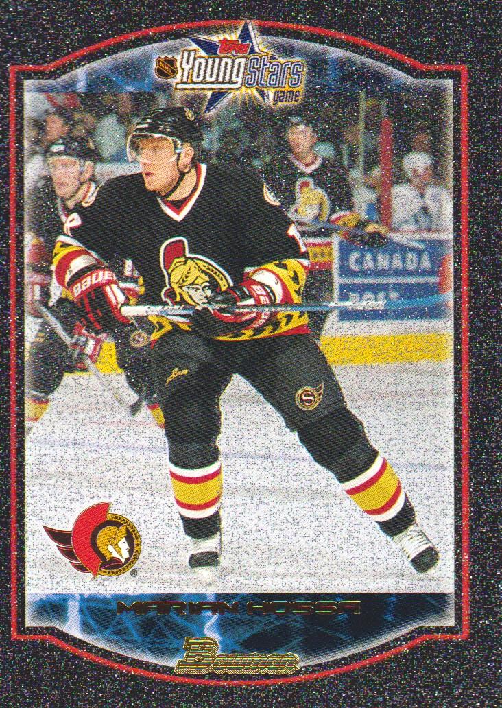 2002-03-Bowman-YoungStars-Silver-Parallel-Hockey-Cards-Pick-From-List