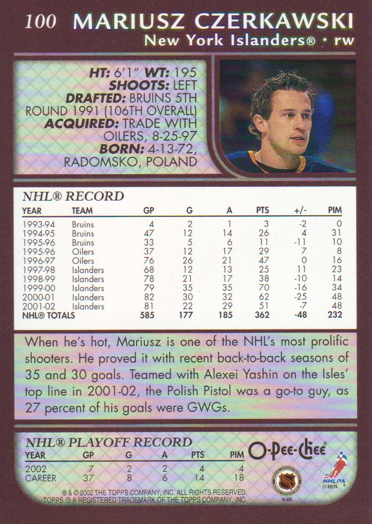 2002-03-O-Pee-Chee-OPC-Hockey-Cards-Pick-From-List thumbnail 13