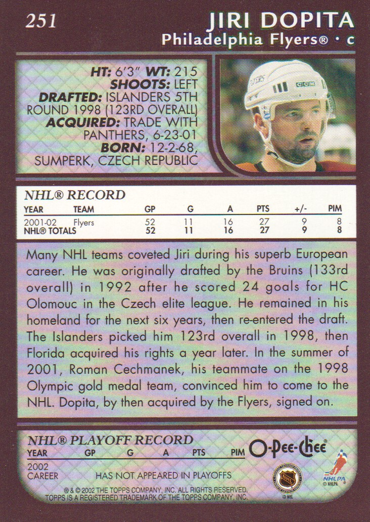 2002-03-O-Pee-Chee-OPC-Hockey-Cards-Pick-From-List thumbnail 41
