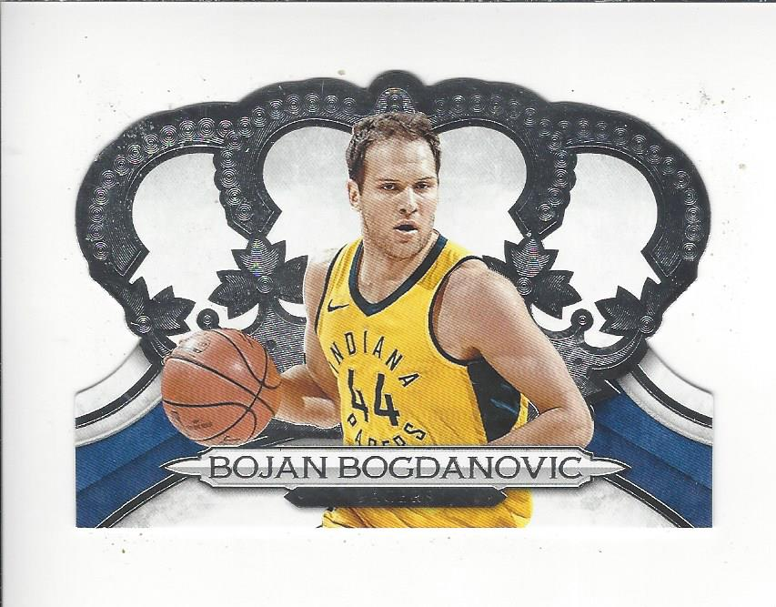2018-19 Crown Royale #1 Bojan Bogdanovic