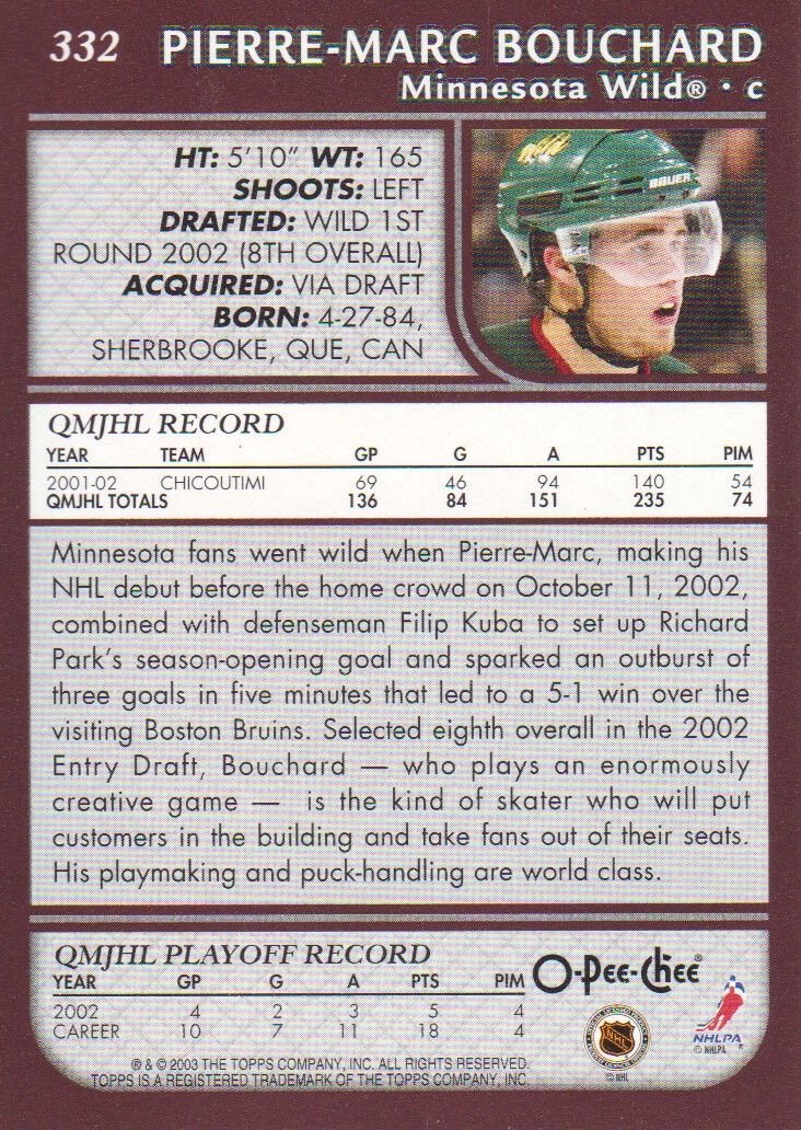 2002-03-O-Pee-Chee-OPC-Hockey-Cards-Pick-From-List thumbnail 49