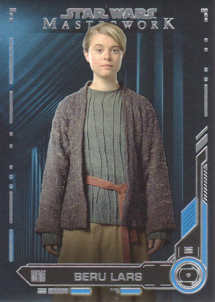 Star Wars Masterwork 2019 Base Card #55 Caretaker