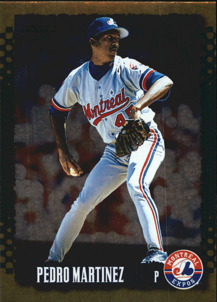 Details About 1995 Score Gold Rush Baseball Card 170 Pedro Martinez Expos R23463