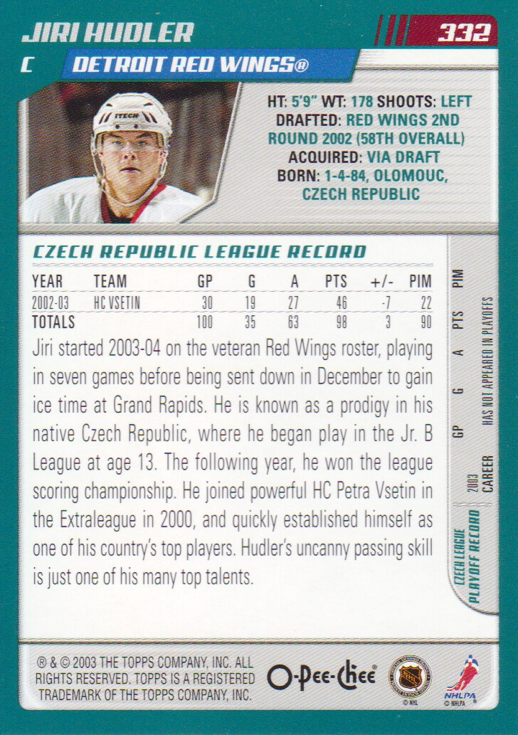 2003-04-O-Pee-Chee-OPC-Hockey-Cards-Pick-From-List thumbnail 5