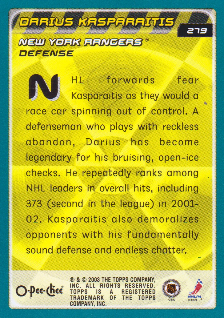 2003-04-O-Pee-Chee-OPC-Blue-Parallel-Hockey-Cards-Pick-From-List thumbnail 23