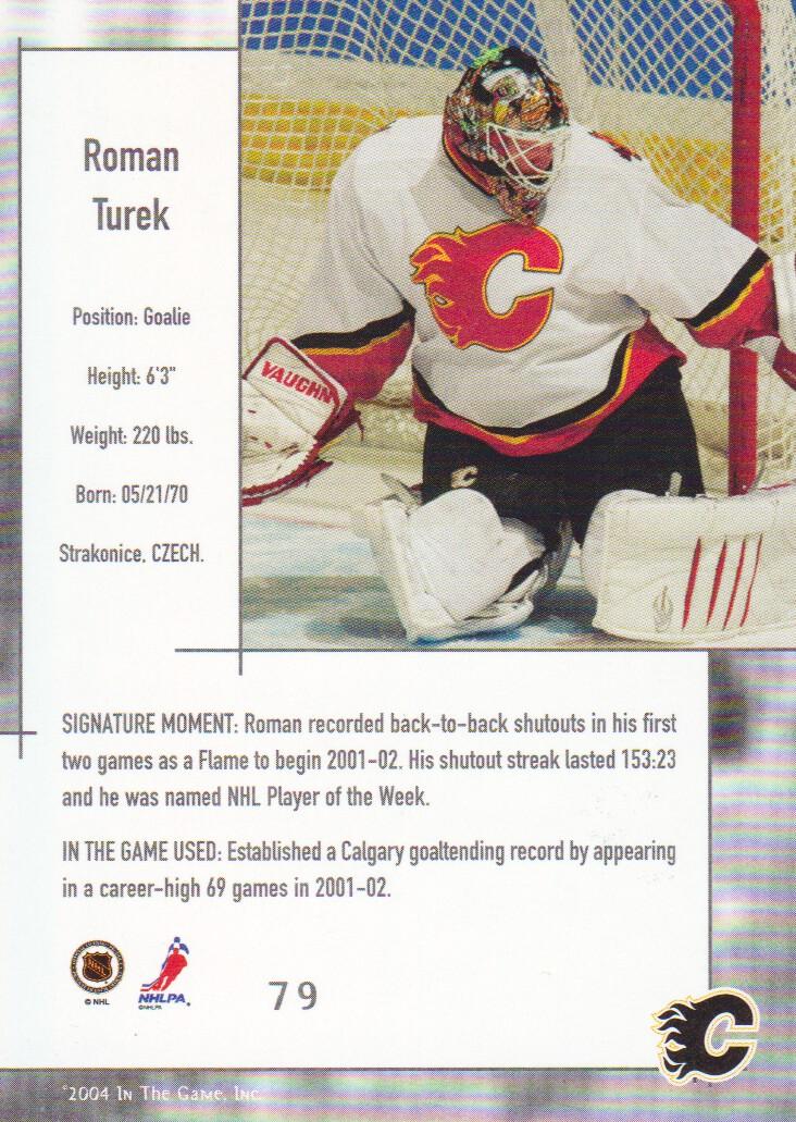 2003-04-ITG-Used-Signature-Series-Hockey-Cards-Pick-From-List miniature 7