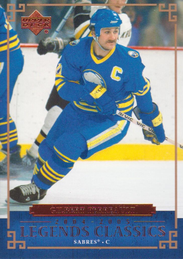 2004-05 UD Legends Classics #24 Gilbert Perreault