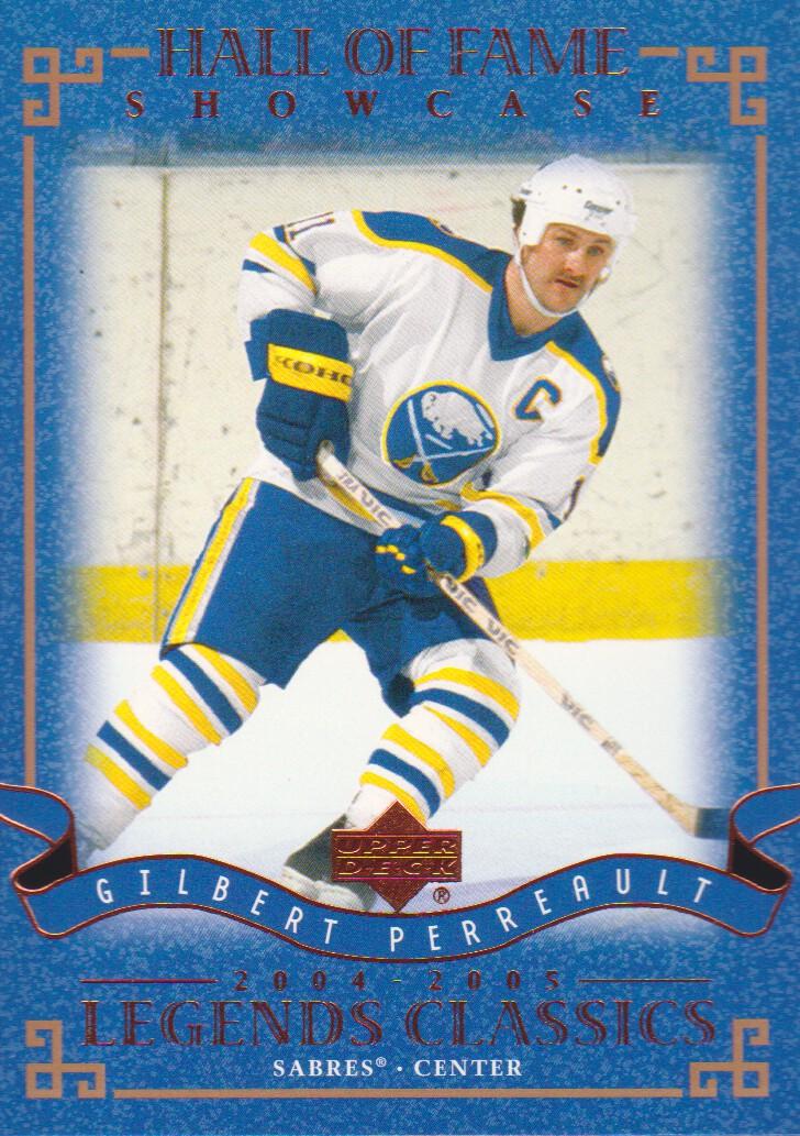 2004-05 UD Legends Classics #85 Gilbert Perreault