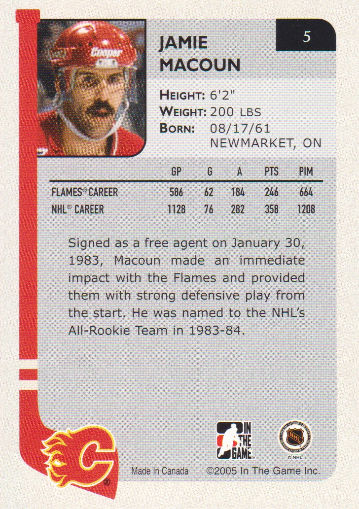 2004-05-ITG-Franchises-Canadian-Hockey-Cards-Pick-From-List thumbnail 5