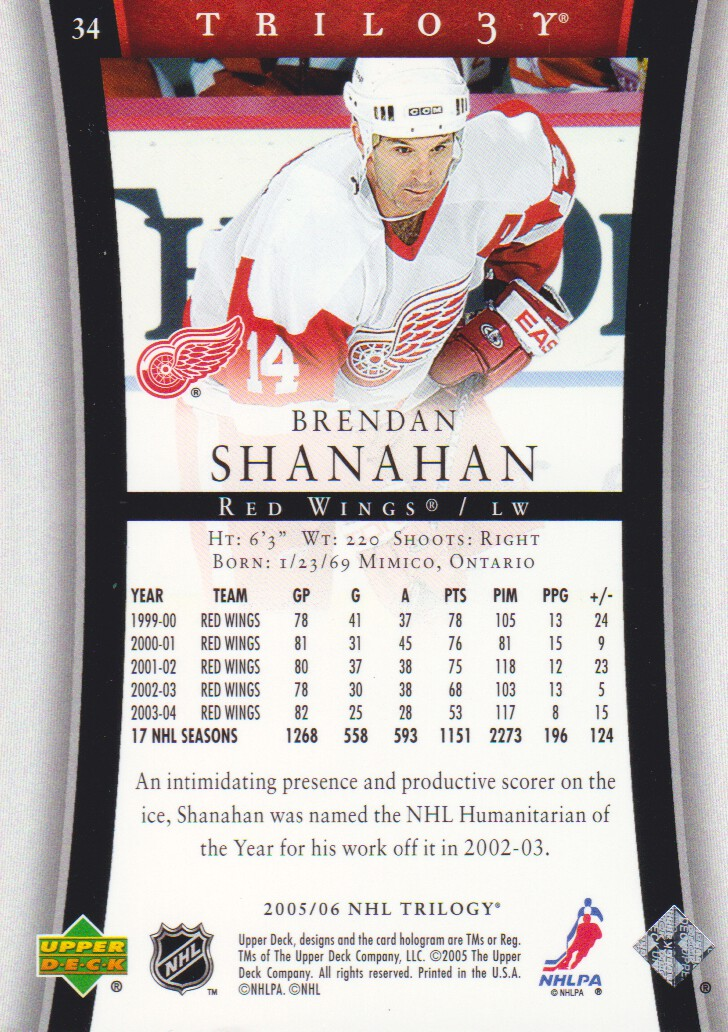 2005-06-Upper-Deck-Trilogy-Hockey-Cards-Pick-From-List thumbnail 23