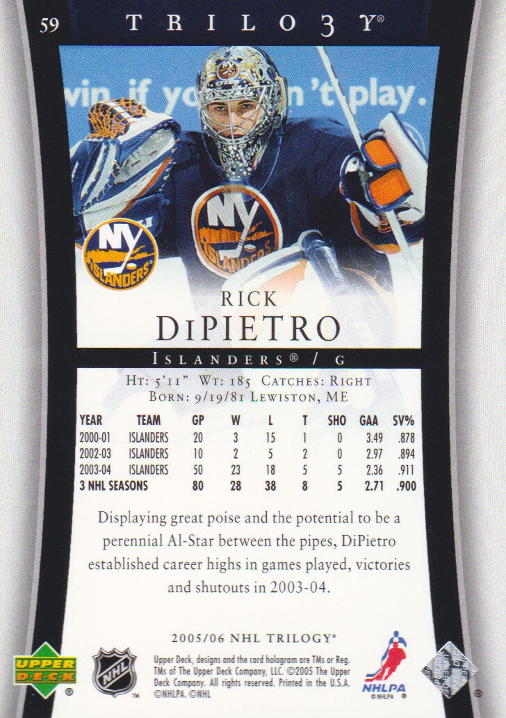 2005-06-Upper-Deck-Trilogy-Hockey-Cards-Pick-From-List thumbnail 31