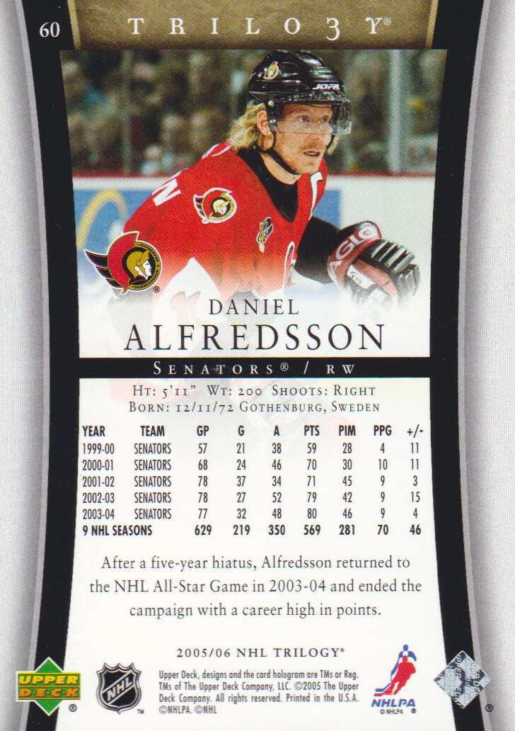 2005-06-Upper-Deck-Trilogy-Hockey-Cards-Pick-From-List thumbnail 33