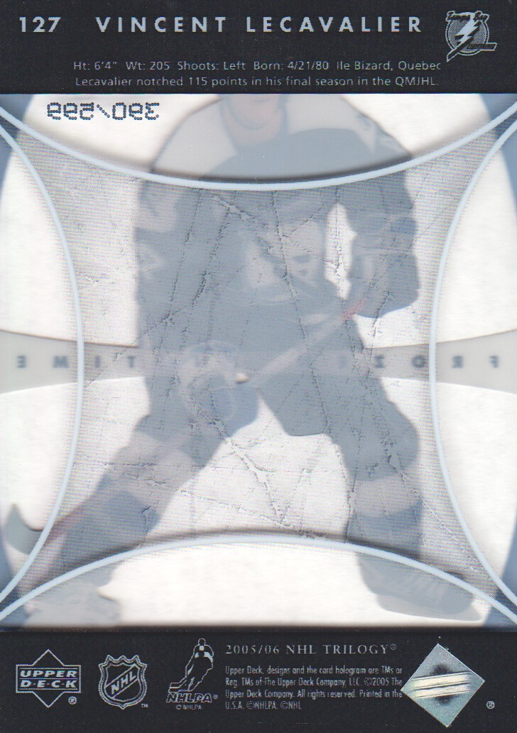 2005-06-Upper-Deck-Trilogy-Hockey-Cards-Pick-From-List thumbnail 45