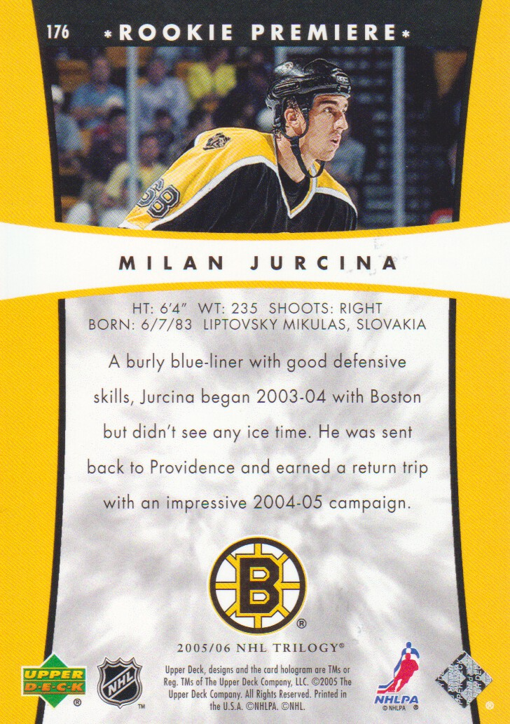 2005-06-Upper-Deck-Trilogy-Hockey-Cards-Pick-From-List thumbnail 51