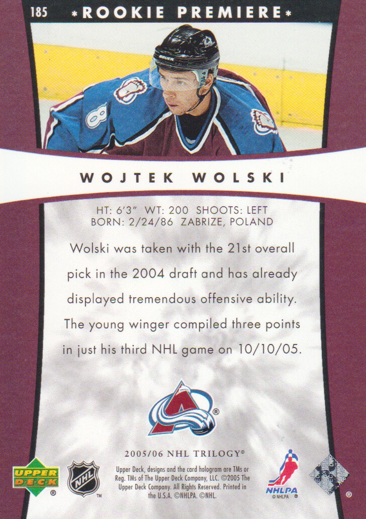 2005-06-Upper-Deck-Trilogy-Hockey-Cards-Pick-From-List thumbnail 55