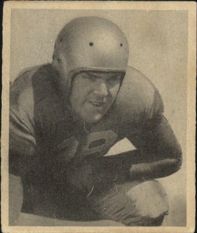 1948 Bowman #6 Paul Briggs SP RC